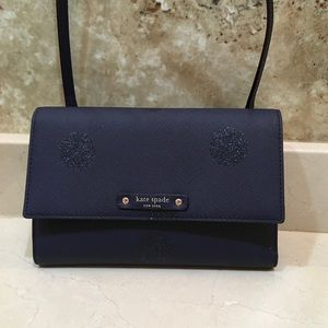Kate Spade Crossbody/ Clutch-Wallet.